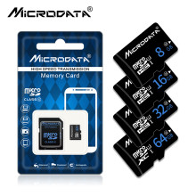 Class 10 Micro SD Card 128GB 64GB 32GB 16GB 8GB Memory Card UHS-1High Speed Flash TF cards Micro mini cards free SD adapter gift(China)