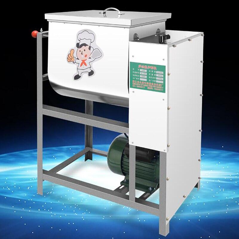 купить Commercial Automatic Dough Mixer 5kg,15kg Flour Mixer Stirring Mixer the Pasta Machine Dough Kneading GF0019 онлайн