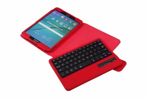 Image 3 - Detach Wireless Bluetooth Keyboard Case Cover for Samsung Galaxy Tab S2 8/8.0 T710 T715 T713 T719 with Screen Protector Film Pen