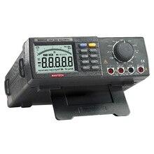 MASTECH MS8040 22000 Liczy multimetr True RMS AC DC Napięcie Prąd zakres Auto Ławki dolnoprzepustowy filtrowanie Z RS-232 interfejs