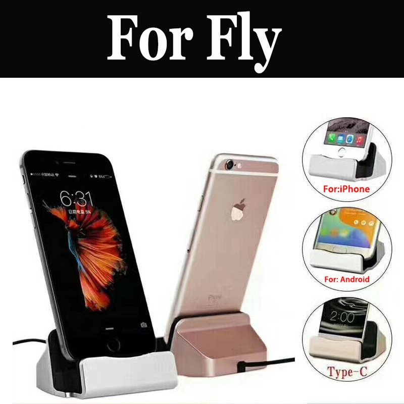 Charging Base Dock Station Usb Cable Cradle Charger Base Stand Holder For Fly Nimbus 15 <font><b>16</b></font> 7 9 Photo <font><b>Pro</b></font> Power Plus 2 Xxl image
