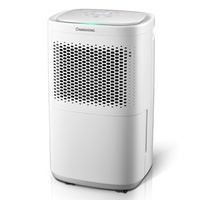 Dehumidifier Bedroom Mute High Power Air Dry Intelligent Dehumidification Dry Clothes Purification LED Display