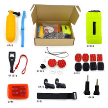 RB For Gopro waterproof accessories, diving kit accessories Floaty Bobber, underwater Sponge, Dive Wrist Strap For Gopro GP-K11