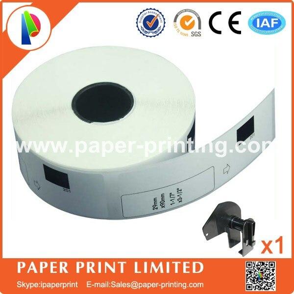 20+1 Compatible for DK-22210 Continuous Roll-28mm x 30.48m QL-500 QL-570 QL1050