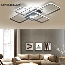 Minimalist Modern LED Ceiling Light For Living room Bedroom Luminaires AC110V 220V Led Chandelier Ceiling Lamp Lighting Fixtures l50cm l40cm new modern led chandelier for living room bedroom ding room lampara de techo indoor lighting luminaires ac110v 220v
