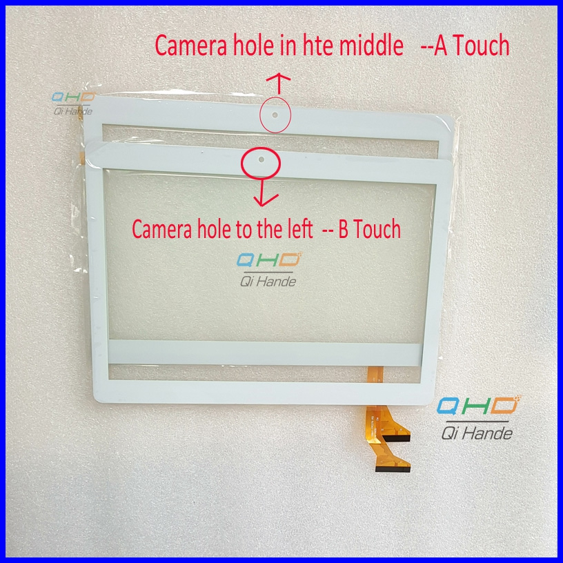 New For 10.1 CH-1096A1-FPC276-V02 Tablet Capacitive touch screen panel Digitizer Glass Sensor Replacement Free Shipping new replacement capacitive touch screen digitizer panel sensor for 10 1 inch tablet vtcp101a79 fpc 1 0 free shipping