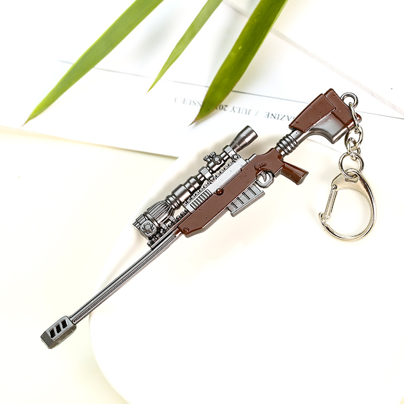 Weapon Keychains (11)