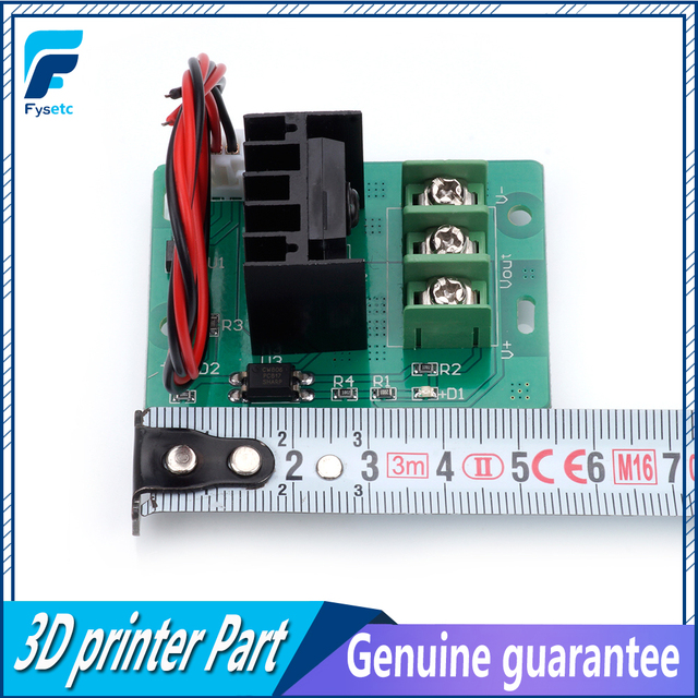 Best Offers 2pcs HA210N06 MOSFET Shunting Module MOS Tube For Creality 3D Printer CREALITY CR-10 CR-10S CR-10 S4 CR-10 S5 Mainboard Parts