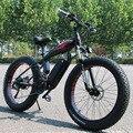 Wolf's fang vélo électrique 48V 500W moteur 10/12Ah 27 vitesses en aluminium pliant vélo électrique caché batterie au lithium vélo électrique|Vélo électrique| |  -
