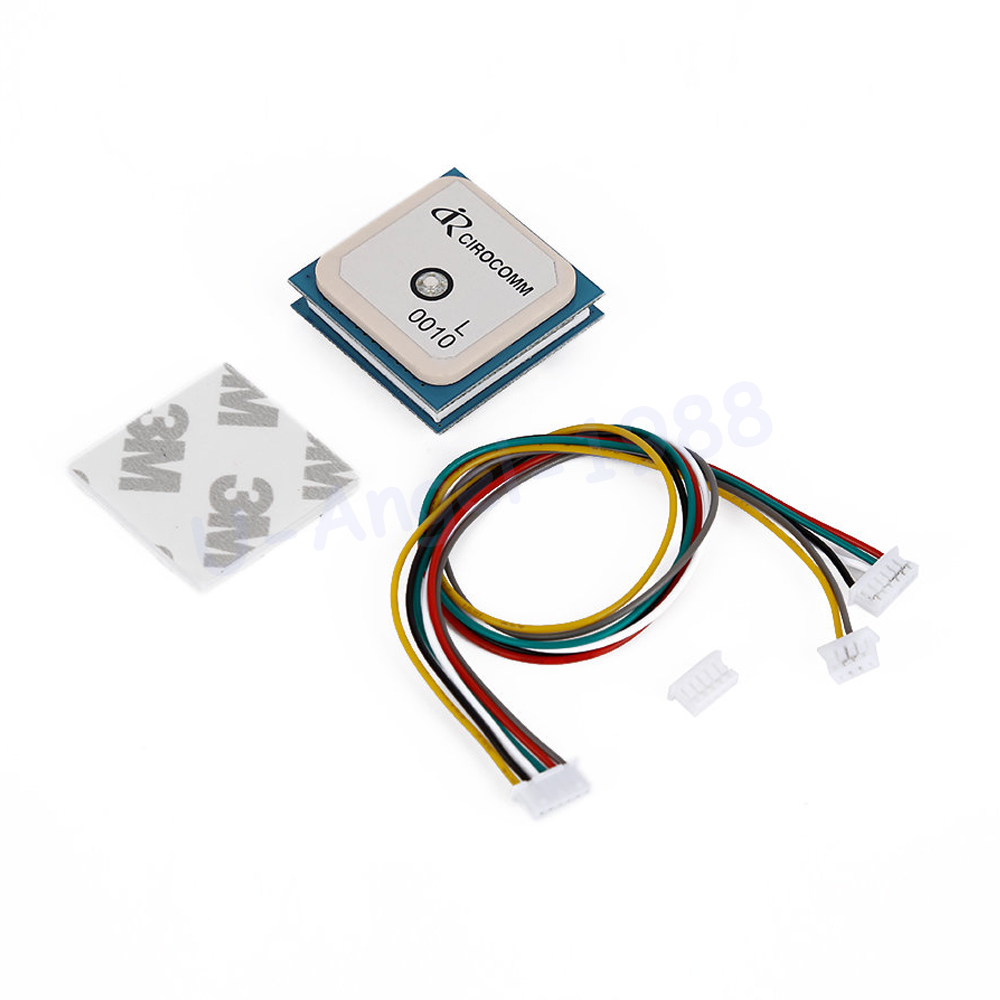 Wholesale Ublox NEO-M8N BN-800 GPS Module Support GPS GLONASS BeiDou For Pixhawk APM / APM PIX4 cuav u blox neo m8n high precision gps module for pixhack pixhawk apm flight controller for rc aircraft spare parts accessories