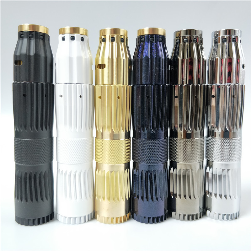 New-arrival-1-1-Cl-japan-model-mech-mod-and-Predator-RDA-mod-kit-Brass-Material