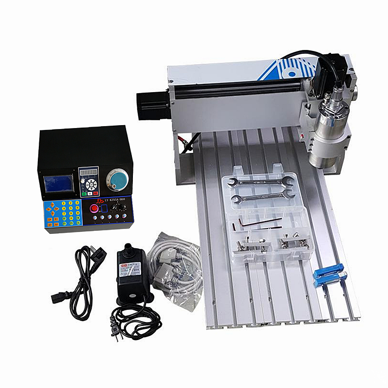 3 axis PCB engraving machine cnc 6040VH 1500W spindle wood router with free cutter vise collet drilling kits3 axis PCB engraving machine cnc 6040VH 1500W spindle wood router with free cutter vise collet drilling kits