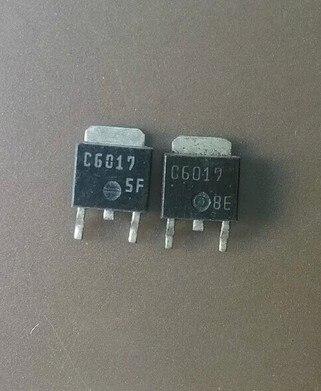 1pcs/lot C6017 2SC6017 TO-252