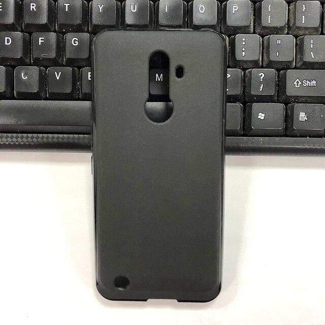 "For HomTom S99 Case Soft TPU Gel Back Protective Cover For HomTom S99 5.5"" Cases Silicon Black White Full Fundas Capa"