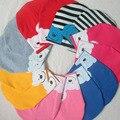 2016 Oso de Dibujos Animados de Algodón de Alta Calidad Recién Nacido accesorios de Fotografía Del Bebé Niño Y Niña Gorro Sombrero Para Los Niños Del Cabrito de Primavera Y Otoño