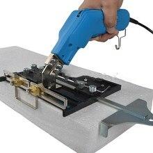 230 В/110 в электрический нож для резки пены нагревательный резак инструмент для резьбы пены электрический нож лезвие долбежная доска