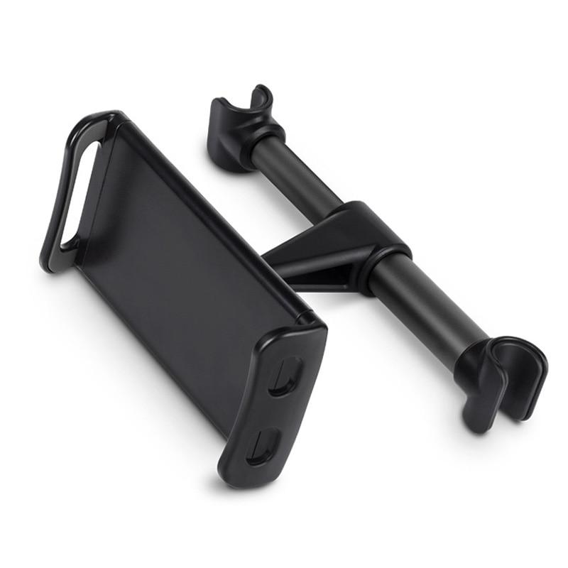 Universal Assento de Carro Encosto De Cabeça Montar Tablet 360 Rotativa Ajustável Voltar Suporte Suporte para iPad iPhone 8 Samsung Telefone suporte para Carro