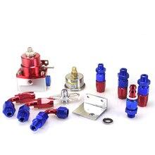 Universal Aluminum Alloy  adjustable fuel pressure regulator