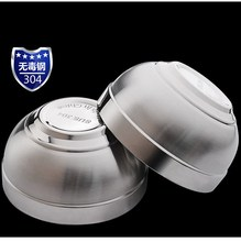 304 stainless steel Universal hookah bowls sugar salad fruit  cat dog tibetan toilet singing bowl