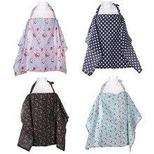 Maternity Breastfeeding Cover Nursing Covers Shawl Breast Feeding Apron Fashion Flower Printed Nursing Covers Baby Feeding Care