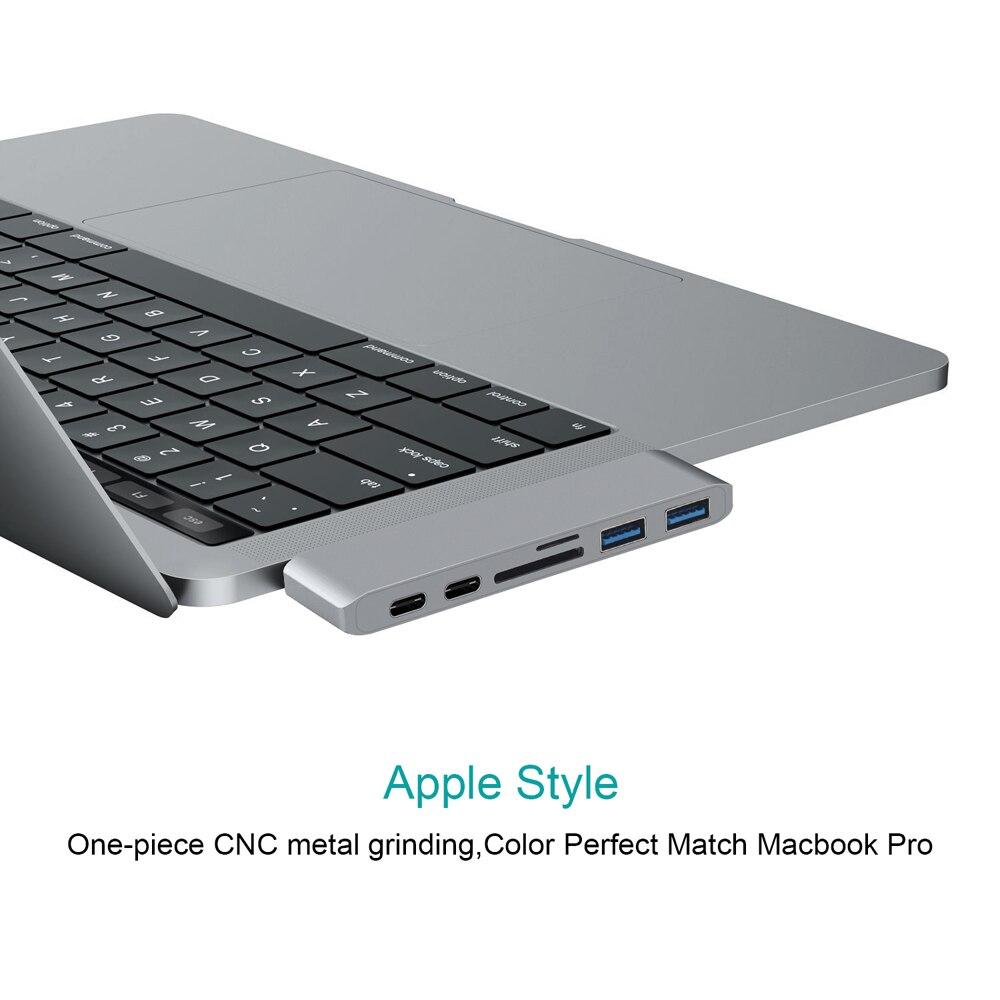 USB C Hub per MacBook Pro 13