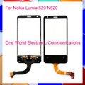 Для Nokia Lumia 620 N620 Touch Screen Digitizer Универсальная Версия V1.3 или V3 Датчик Касания Стеклянная Панель Отслеживания НЕТ. бесплатная Доставка