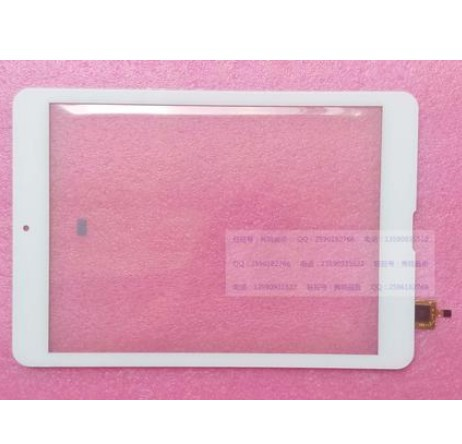 Black/White new touch screen 7.85 inch Modecom Freetab 1001 Tablet Touch panel Digitizer Glass Sensor Replacement Free Shipping witblue new touch screen for 9 7 archos 97 carbon tablet touch panel digitizer glass sensor replacement free shipping