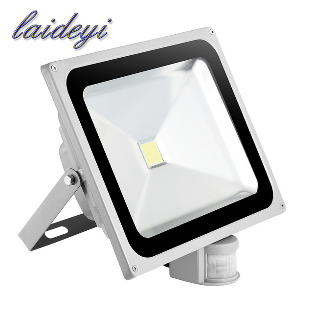 Ac 85 265v 50w pir led floodlight outdoor security led flood light ac 85 265v 50w pir led floodlight outdoor security led flood light lamp garden refletor aloadofball Image collections