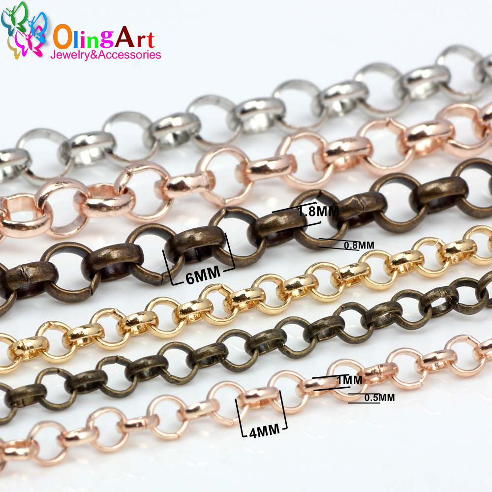 OlingArt 4MM/6MM 2M/LOT