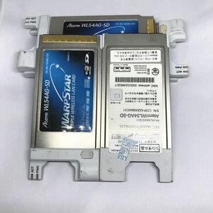 Image 4 - Adaptador de tarjeta de PC LAN inalámbrico, 68 pines con WL54AG SD Aterm de 54Mbps/11Mbps para tarjeta wifi, tarjeta SD