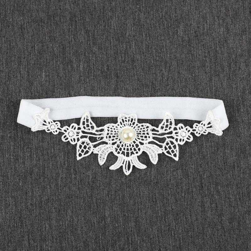 Bridal Wedding Garters Sexy Stretch Lace Thigh Leg Ring Sexy Lingerie Accessories Lace Wedding Garter Bridal Jewelry Leg Ring