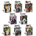 NEW hot 8pcs/set zombies war walking dead Halloween Action Figures Building Blocks Bricks Compatible toys No box