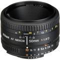 Nikon 50 1.8 D Lente  Nikkor AF 50mm f/1.8D Lentes Para Nikon D90 D7000 D7100 D300 D600 D700 D800 D3 Câmera digital profissional
