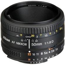 Nikon Lens 50/1.8 D Nikkor AF 50mm f/1.8D Lenses for Nikon D90 D7100 D7200 D610 D700 D810 D5 digital camera professional