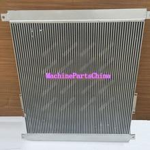 New Oil Cooler For Cat E325B Hydraulic Machine