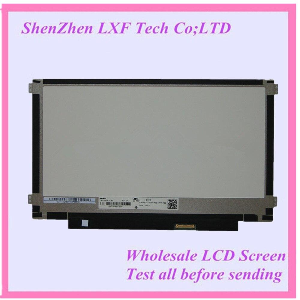 11.6 Laptop LCD Screen eDP 30Pin Slim For Acer C hromeBook C720 C720P LED Display brand new 15 6 laptop lcd screen for acer aspire e15 start es1 512 display panel slim 30pins edp
