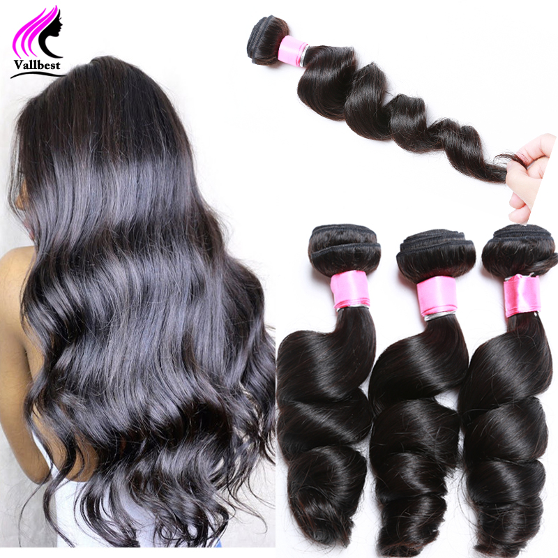 Peruvian Virgin Hair Loose Wave 4 Bundles Peruvian Loose Wave Virgin Hair Human Hair Weave Extension Aliexpress UK Wavy Hair