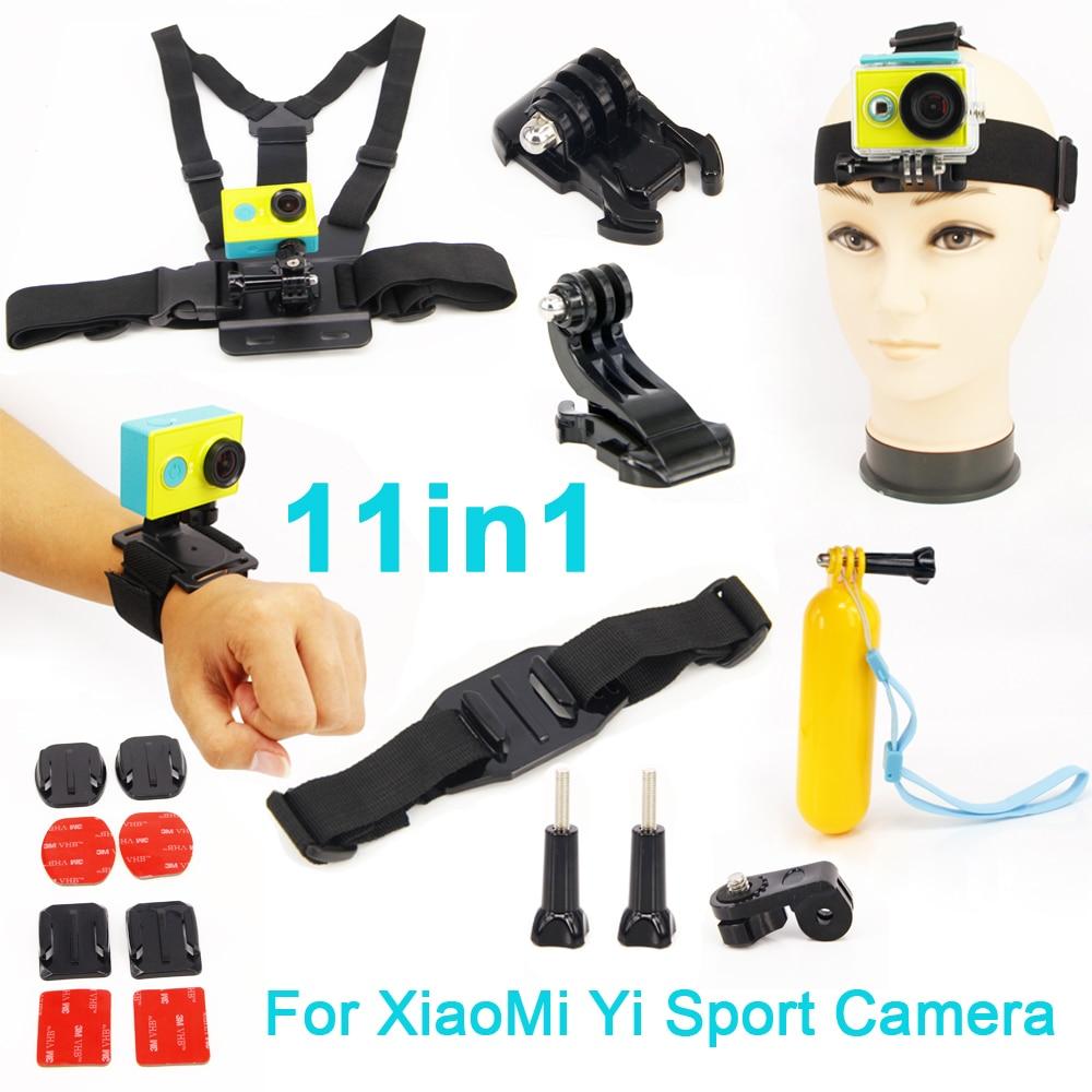 Xiao yi lisavarustus komplekt kaamera xiao yi komplekt bobber stick - Kaamera ja foto - Foto 1