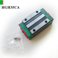 1pcs HGH35CA HIWIN Linear Guide Block HGH35 HGH