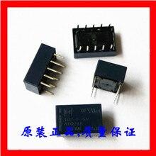 จัดส่งฟรีจำนวนมาก (10 ชิ้น/ล็อต) 100% ใหม่ TQ2 L 5V ATQ219 TQ2 L 5VDC TQ2 L DC5V 10PINS 1A 5VDC สัญญาณรีเลย์
