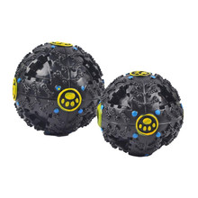 Funny Rubber Ball Puppy Dog Cat Toys Food Toy For Pet Outdoor Interactive Training Hard Chew