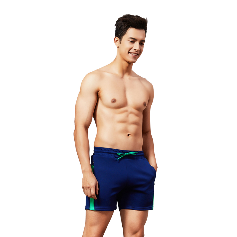 Mens Quick Dry Swim Trunks Wolf Howling at The Moon Swim Shorts with Mesh Lining