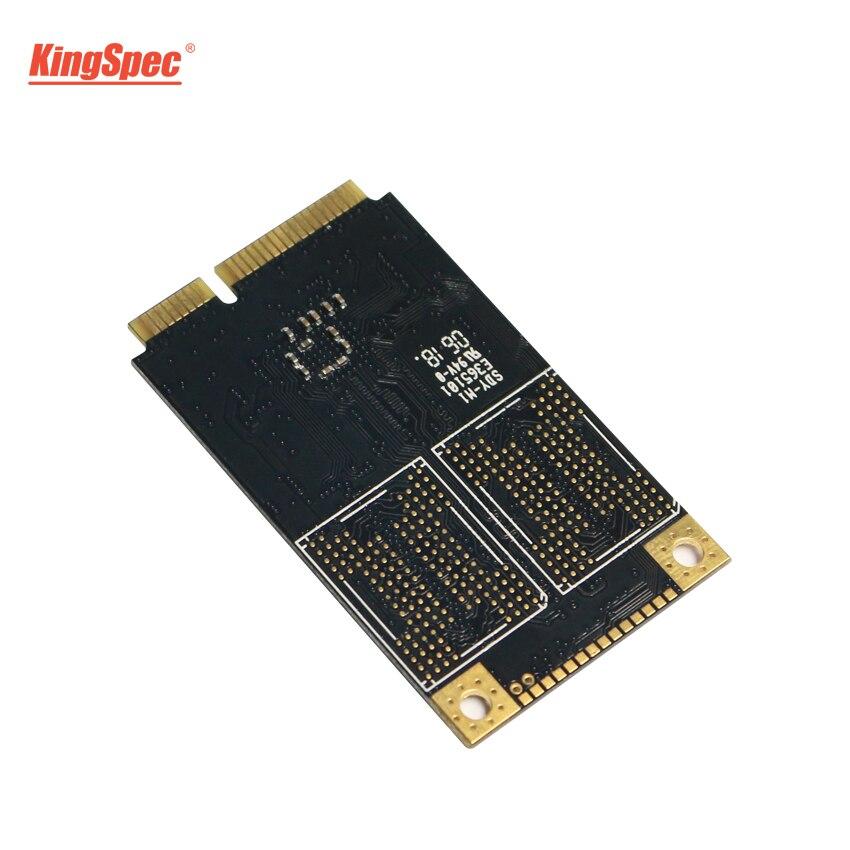 KingSpec MT-128 mSATA SSD 120 gb Disque Dur Interne HD Mini SATA 128 gb SSD Haute Qualité Solide State Disk HDD Pour Ordinateur Portable Ordinateurs de Bureau