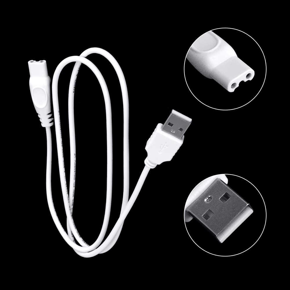 Azdent Kabel USB Charger untuk AZ-007 Oral Portable Irrigator Cordless Air Dental Flosser Air Menggunakan Benang Gigi Irigasi Oral Cleaner