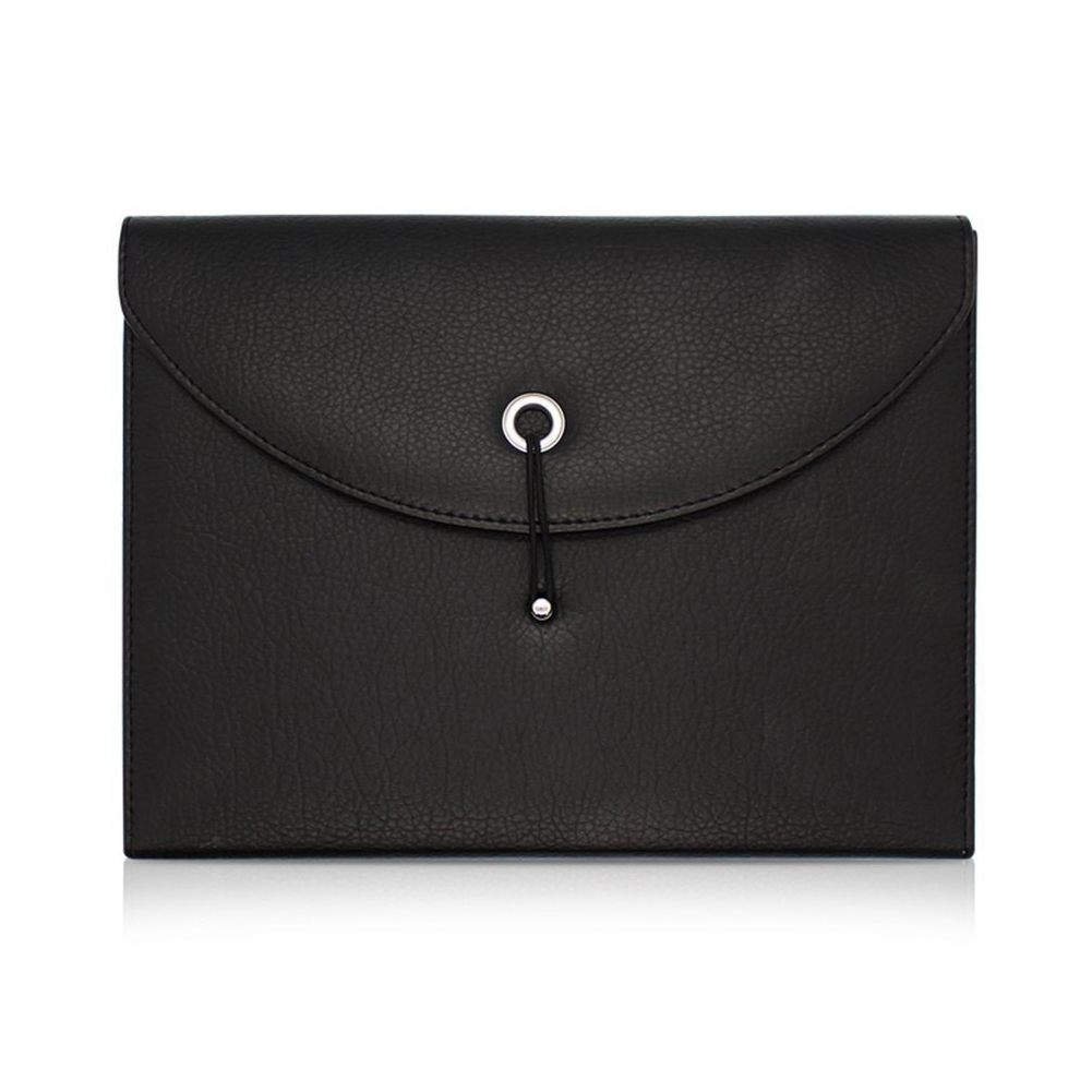 13 Pockets Office A4 Document Wallet -Expanding File Organizer Accordion Business Folder - Easy Closure Design - Conferen