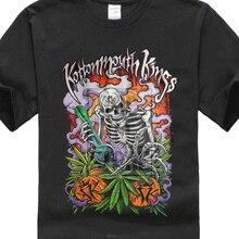 Kottonmouth Kings Smoking Skeleton T Shirt S M L Xl 2Xl New Official T Shirt (China) 1fb1b7c21bec
