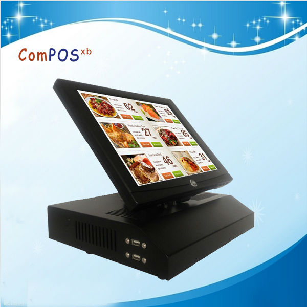 Pos system pos terminal pos terminal Made in China compos8812 12 inch wholesale cash register Supermarkets