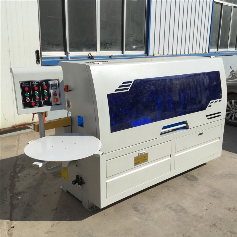Factory  Automatic Pvc Mdf Wood Edge Banding Machine Price For Sale
