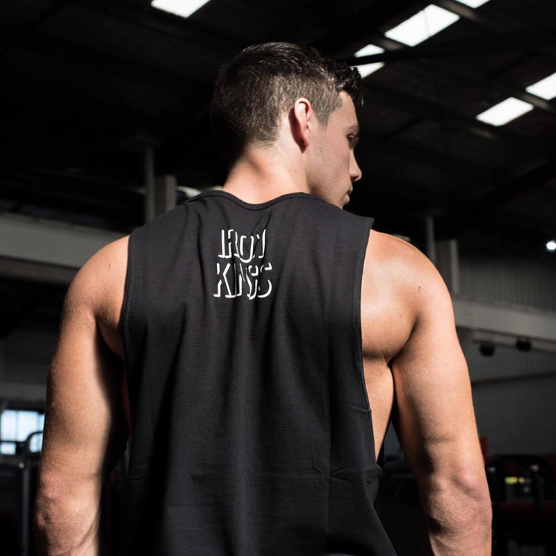 New 2018 Brand Mens Sleeveless Summer Men Tank Tops Clothing Bodybuilding Undershirt Casual Fitness Tanktops Tees Cyw59 Tank Tops Tops & Tees