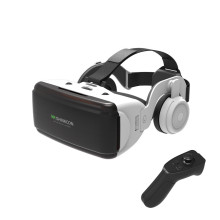 G06E VR Virtual Reality 3D Movie Box DVD Glasses